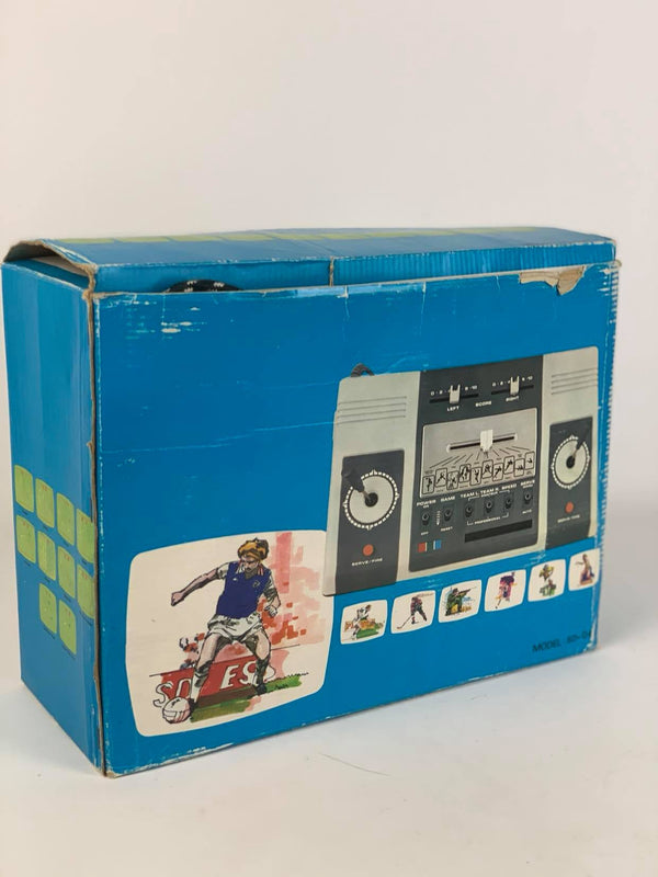 Soundic TV Sport Video game console Retro Vintage In box