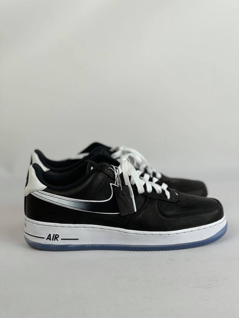 NIKE AIR FORCE 1 PREMIUM COLIN KAEPERNICK TRUE TO 7 SEVEN BLACK 4-12 CQ0493 001