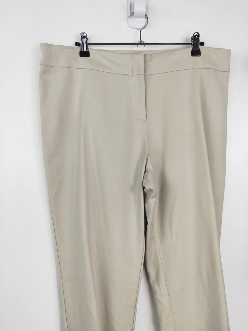 New Morrison Beige Trousers (Size XL)