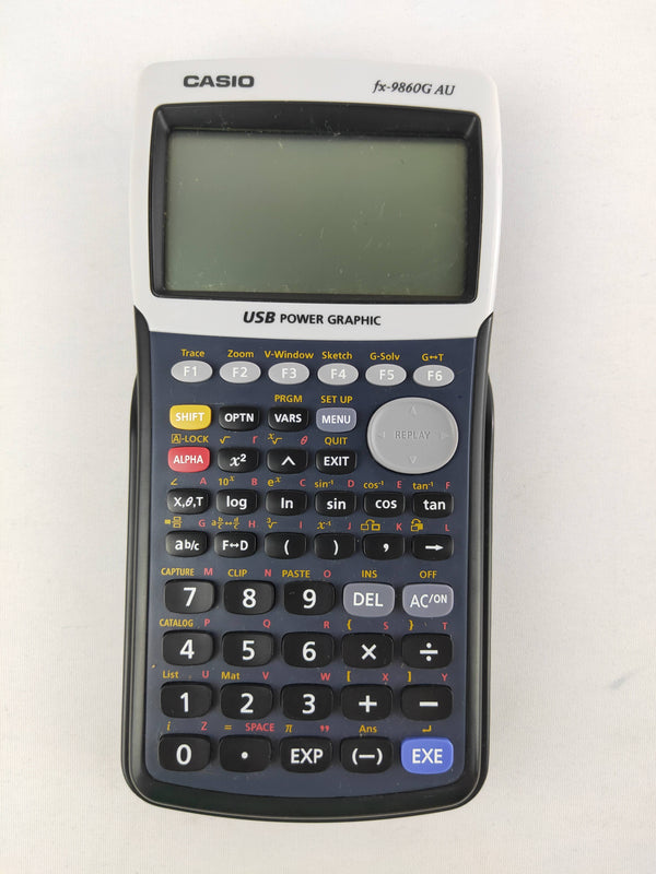 Casio Scientific Calculator 9860GAU