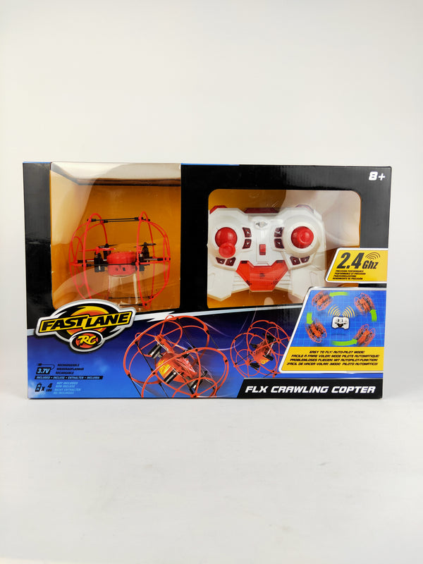 FastLane RC FLX Crawling Copter - brand new in box