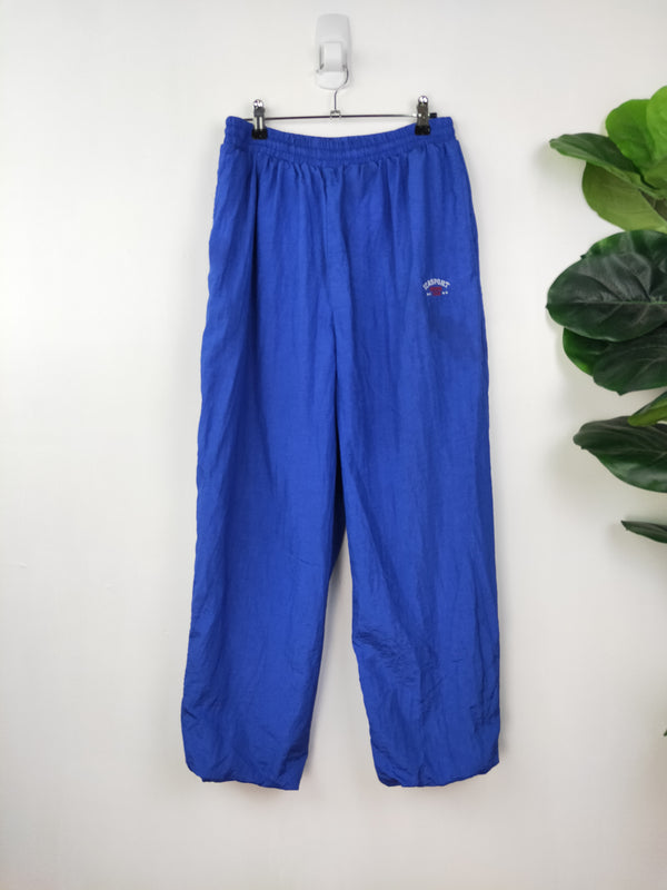 ICASPORT blue trackpants (size large)