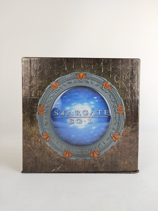 Stargate SG.1 Box Set collector's edition
