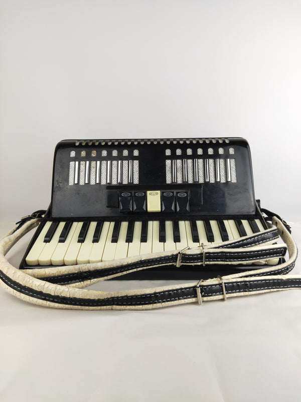 AidiR black & white accordian