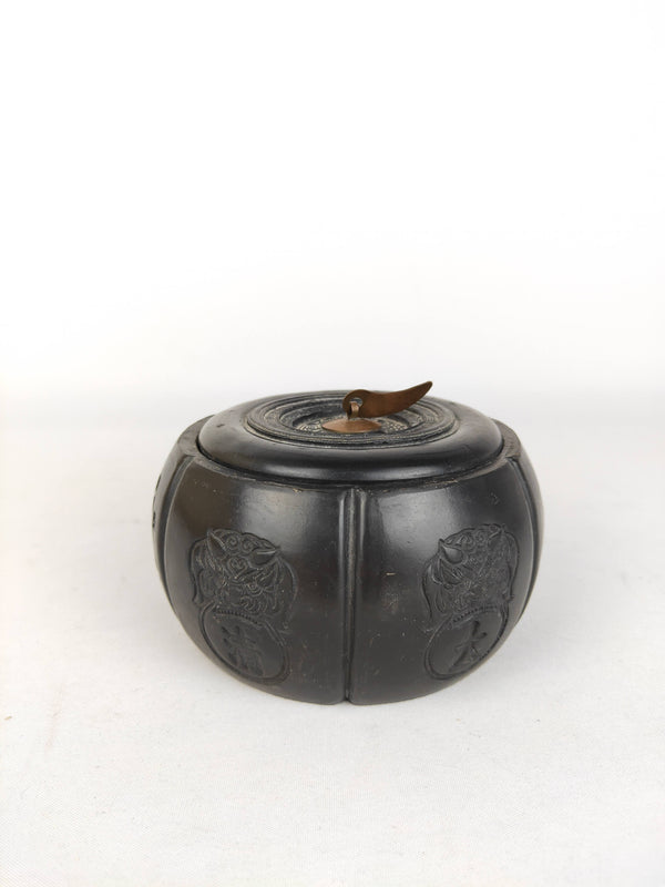 Qing Dynasty Xianfeng 3rd year 'Cricket Fighting Pot' Circa 1853