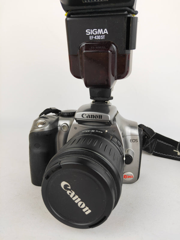 Canon DS6041 camera bundle