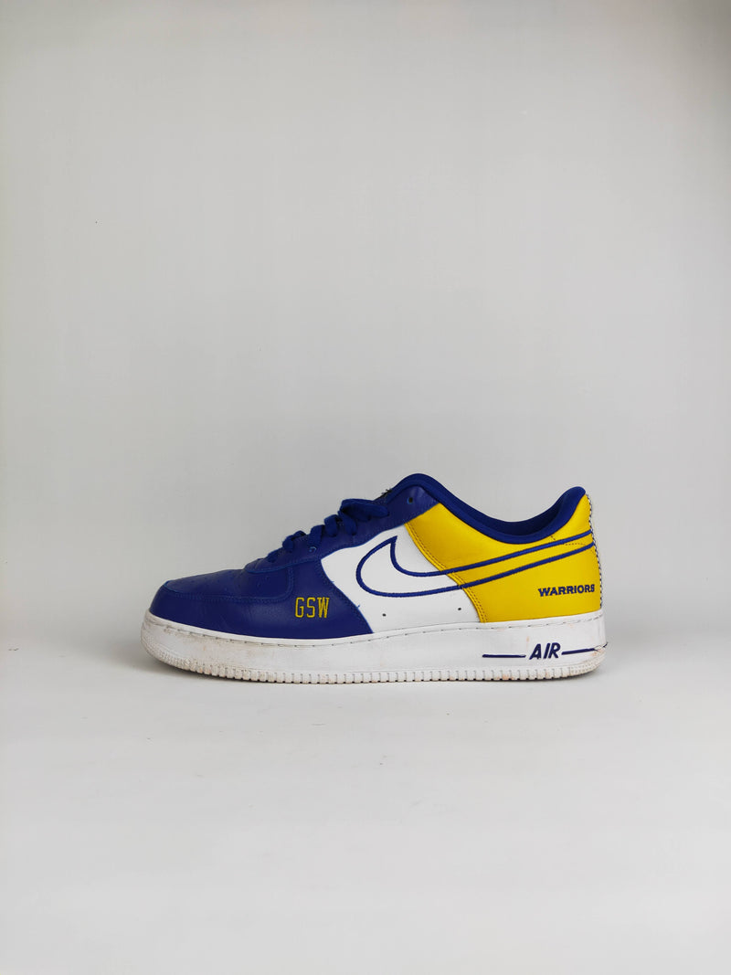 Nike Air Golden State Warriors NBA Sneakers - US 15