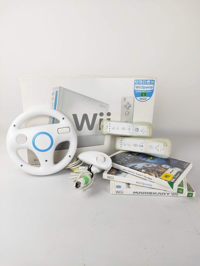 Wii Game Console Bundle