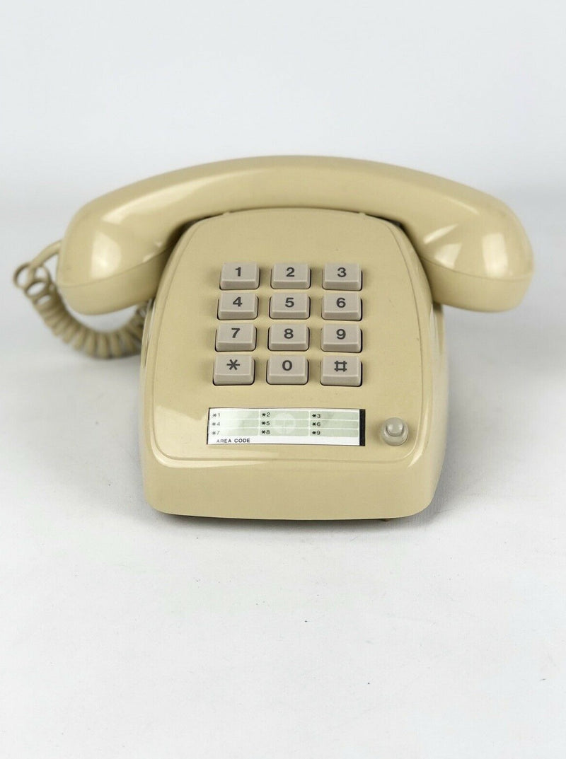 Vintage Telstra Cream Phone