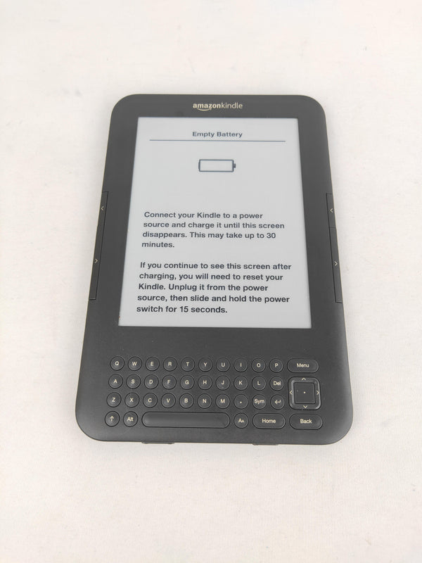 Amazon Kindle Keyboard 3rd Generation