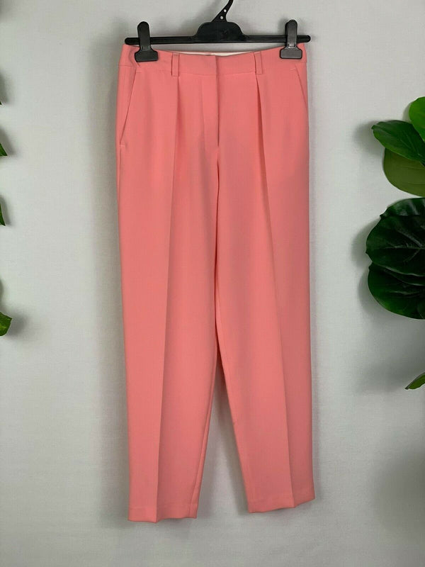 Perri Cutten pink tailored pants in multiple sizes (new)