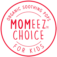 Momeez Choice Organic Soothing Pops for Kids