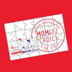 Momeez Choice Puzzle Activity for Kids During Quarantines