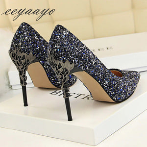 Metal Decorative Pumps