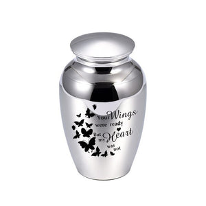 Butterfly Cremation Pet Keepsake Urn