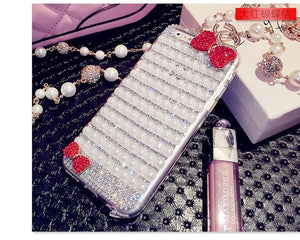 Pearl Shell Phone Case for iPhone