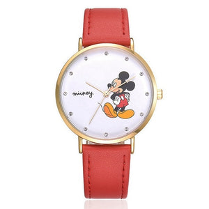 Happiness Mickey Mouse Watch