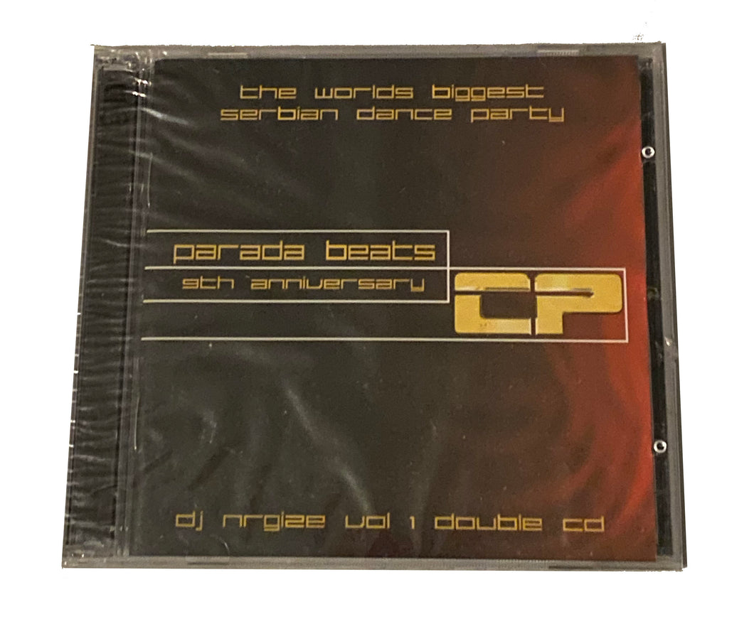 Parada Beats 9th Anniversary CP | DJ Nrgize Vol 1