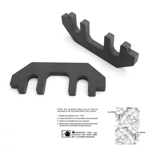 Camshaft Holding Tool Timing Alignment Holder Tool For Ford 3.5L 3.7L 4V Engines Generic