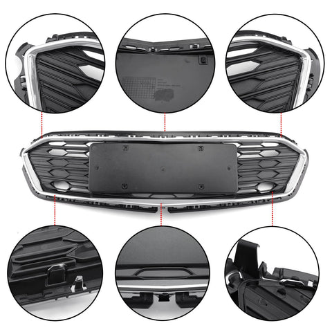 2016-2018 Chevrolet Cruze Lower Grille Replacement Front Bumper Grill Generic