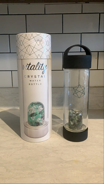 Vitality Water Bottle