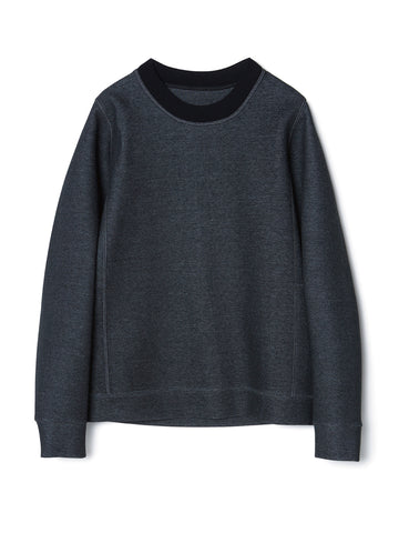 MODIFIED SLEEVE JERSEY PULLOVER