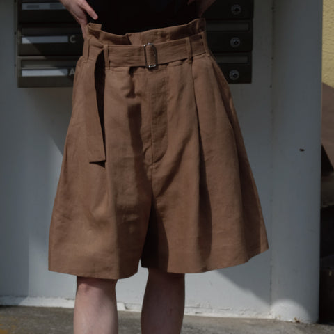 HED MAYNER PLEATED SHORT