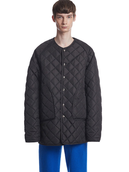 TRUNKPROJECT QUILTED JACKET BLACK1