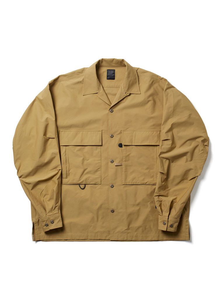 TECH MIL OPEN L/S BEG