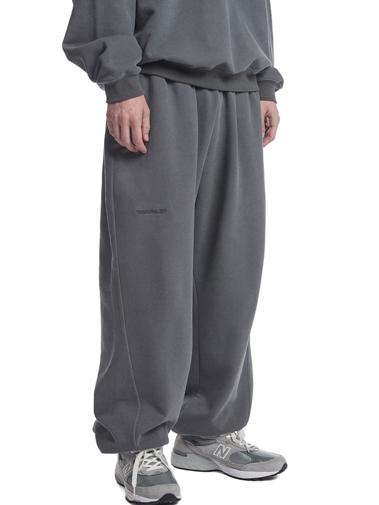 TRUNKPROJECT PIGMENT LOUNGE PANTS GRAY 2
