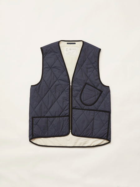 WORKER VEST TECH BLUE1
