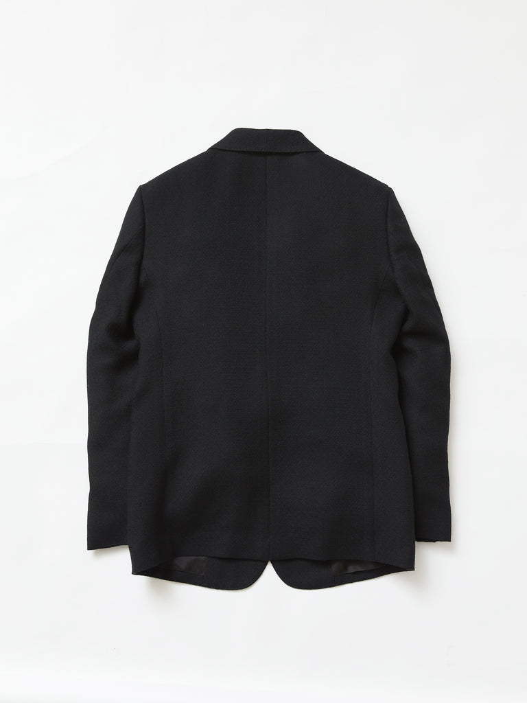 MASU SMOKING JACKET BLACK 2