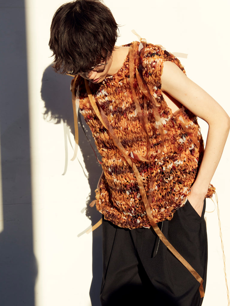 MASU SHATTERED GLASS VEST 7