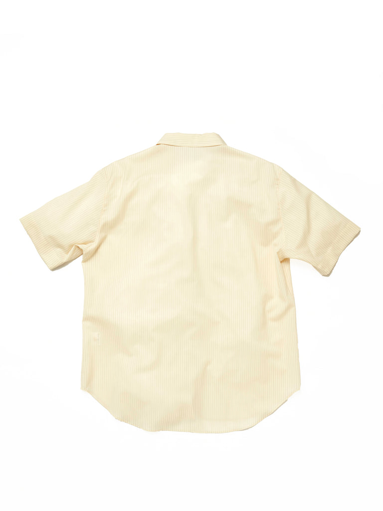 IRENISA ITALIAN COLLAR SHORT-SLEEVED SHIRT 2