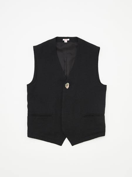 SMOKING VEST BLK_1