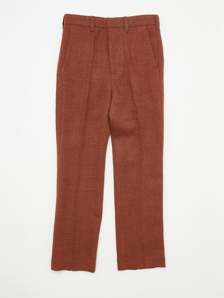 FLARE TROUSERS RBR_1