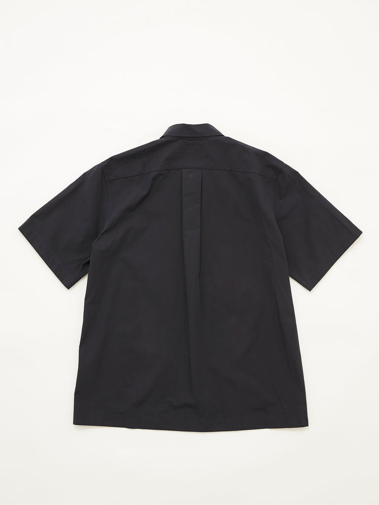 POWDER COTTON SHORT SLEEVE SHIRT DNV 2