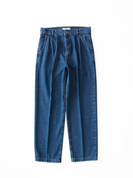 mfpen BIG JEANS WASHED BLUE 1