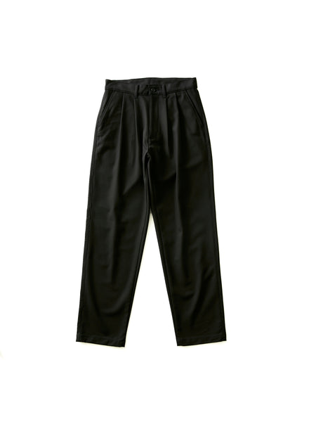 E.TAUTZ CORE PLEATED PANTS 1