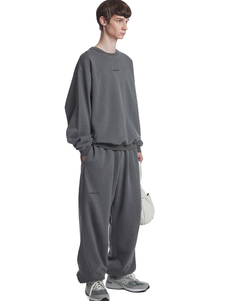 TRUNKPROJECT PIGMENT LOUNGE PANTS GRAY 4