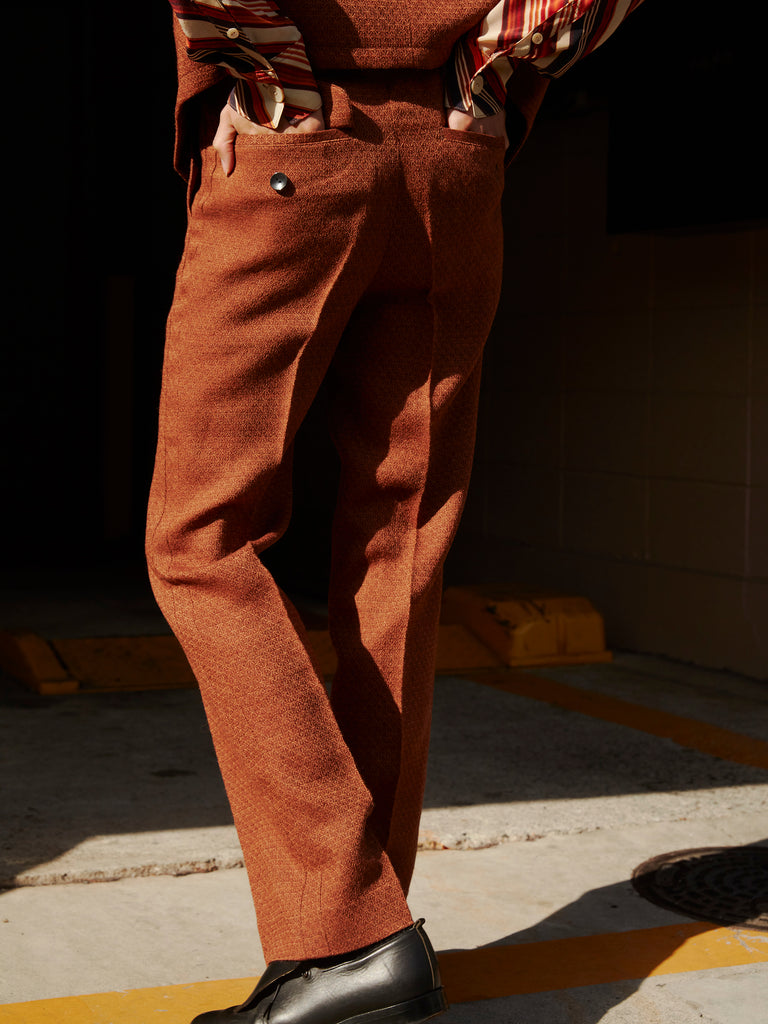 FLARE TROUSERS RBR_10