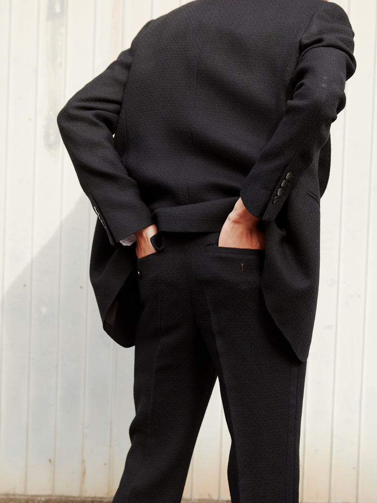FLARE TROUSERS BLK_12