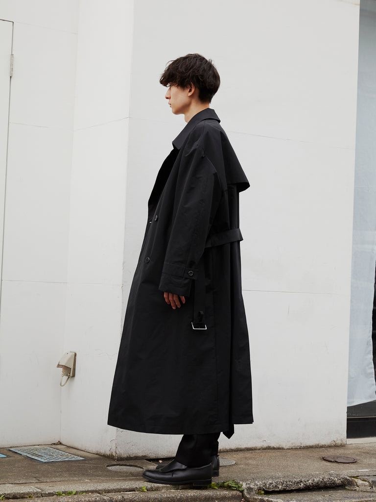 OVERSIZED TRENCH COAT 14