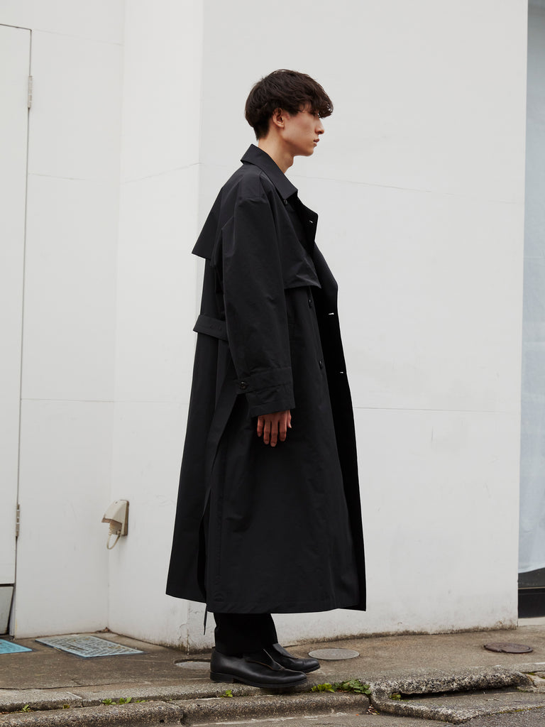 OVERSIZED TRENCH COAT 16
