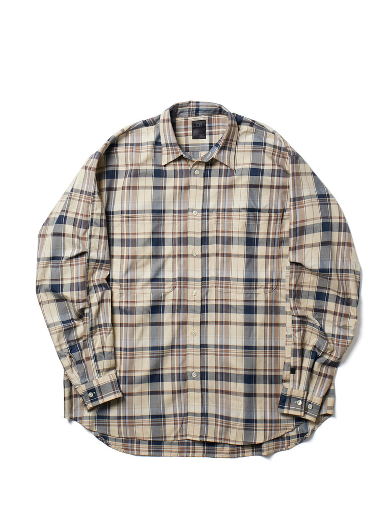 TECH WORK SHIRTS FRANNEL PLAIDS BEG 1
