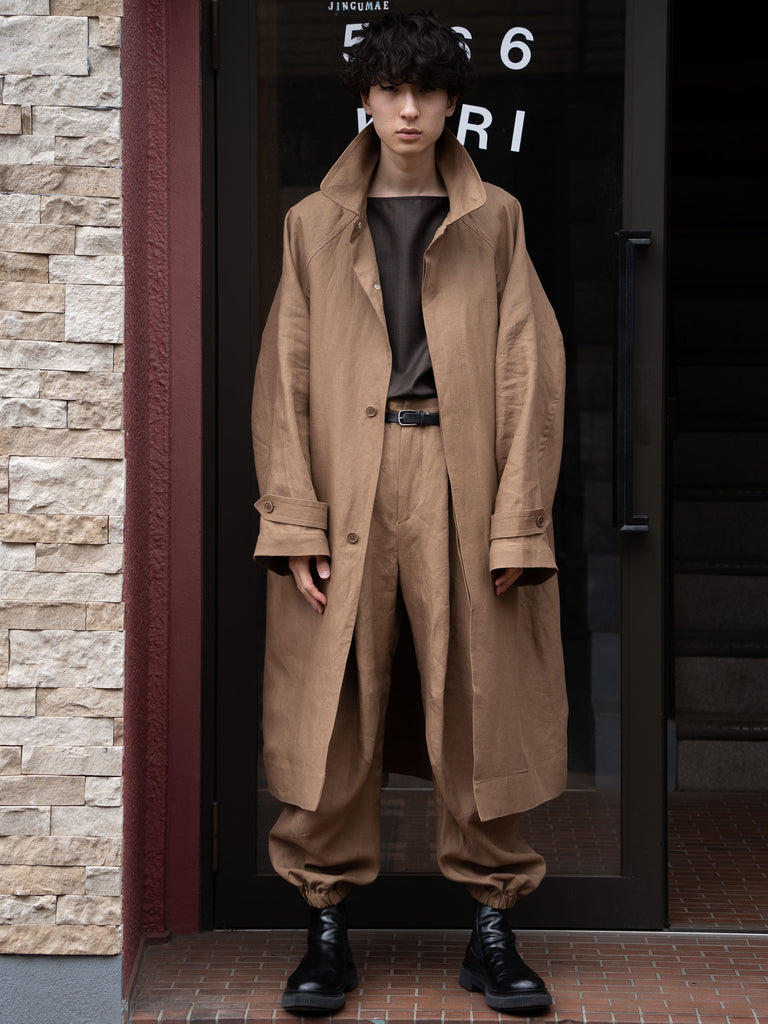 HED MAYNER LIN TRENCH COAT 12
