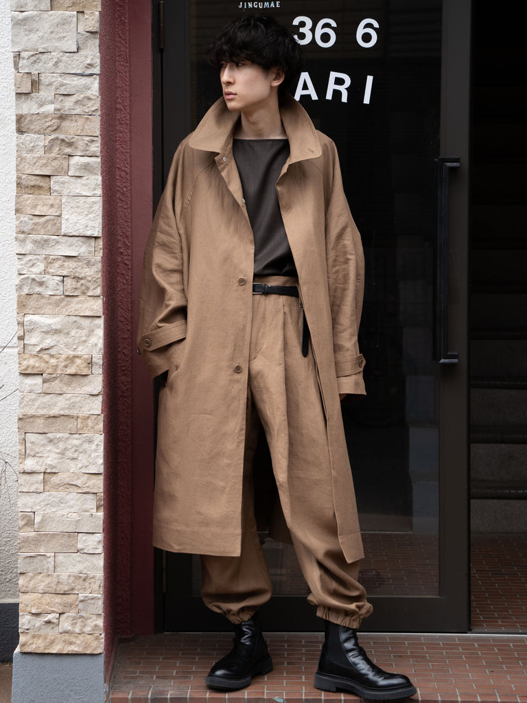 HED MAYNER LIN TRENCH COAT 13