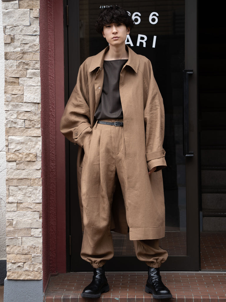 HED MAYNER LIN TRENCH COAT 15