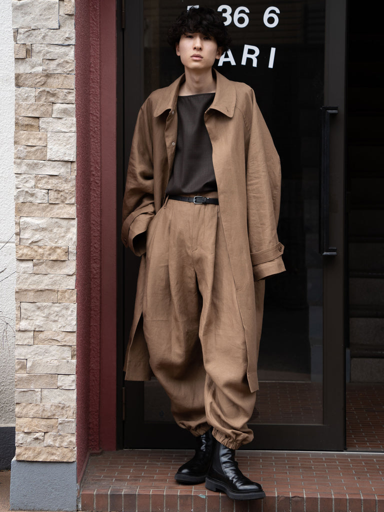 HED MAYNER LIN TRENCH COAT 17