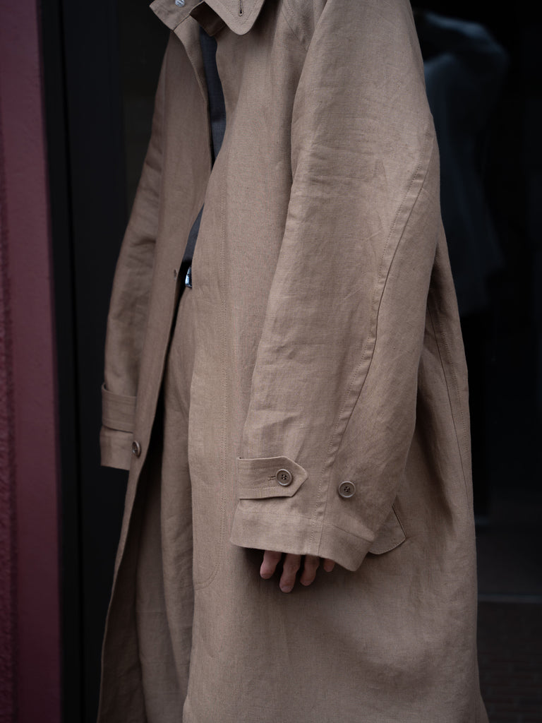 HED MAYNER LIN TRENCH COAT 4